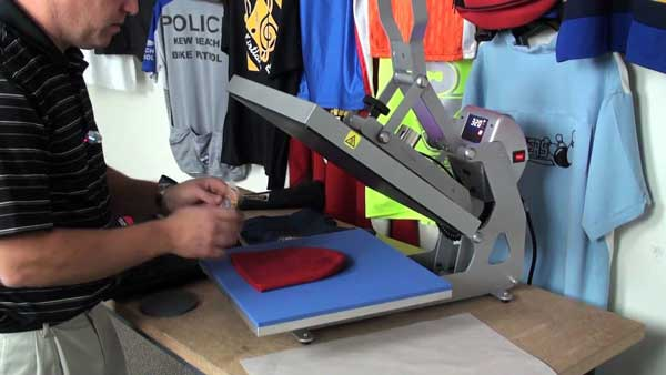 How To Use Heat Press Machine Step By Step Guide