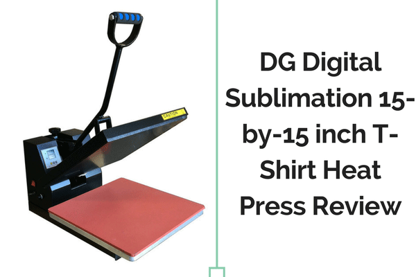 DG Digital Sublimation 15-by-15